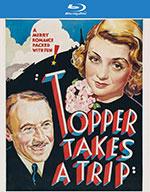 Topper Takes a Trip Blu-Ray Cover