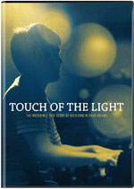 DVD Cover for Touch of the Light