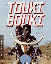 Touki Bouki Criterion Collection Blu-Ray Cover
