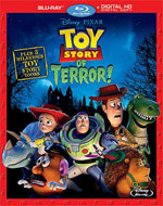Toy Story of Terror Blu-Ray Cover