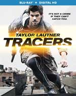 Tracers Blu-Ray Cover