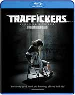 Traffickers Blu-Ray Cover
