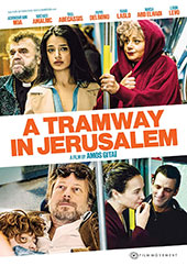 A Tramway in Jerusalem Blu-Ray Cover