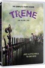 Treme Season 4 DVD Cover