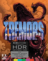 Tremors Blu-Ray Cover
