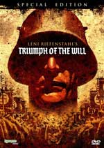 Triumph of the Will Blu-Ray Cover