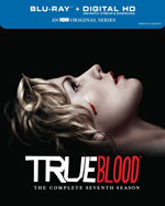 True Blood: The Complete Seventh Season Blu-Ray Cover