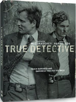 DVD Cover for True Detective Season 1