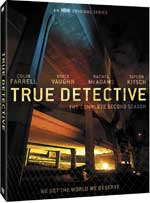 DVD Cover for True Detective: The Complete Second Season