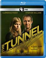 The Tunnel Blu-Ray Cover