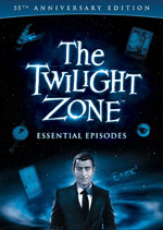 The Twilight Zone: Essential Episodes (55th Anniversary Collection) Blu-Ray Cover