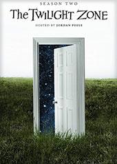 Twilight Zone: Season 2 DVD Cover