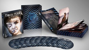 Twin Peaks: The Entire Mystery Blu-Ray Collection
