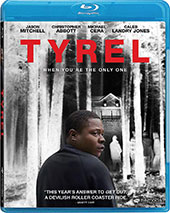 Tyrel Blu-Ray Cover