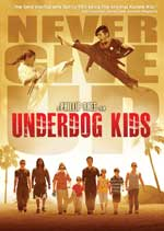 DVD Cover for Underdog Kids
