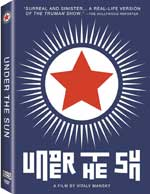 DVD Cover for Under the Sun