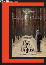 DVD Cover for The Last of the Unjust