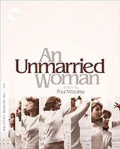 An Unmarried Woman Blu-Ray Cover