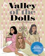 Criterion Collection Blu-Ray Cover for Valley of the Dolls