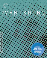 The Criterion Collection Blu-Ray Cover for The Vanishing