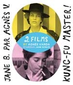 DVD Cover Jane B. Par Agnes V. and Kung-Fu Master!