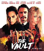 The Vault Blu-Ray Cover