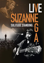 DVD Cover for Suzanne Vega: Solitude Standing