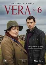 DVD Cover for Vera, Set 6
