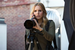 Kristen Bell returns as everyone's favorite sleuth, in the Veronica Mars Movie.