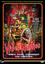DVD Cover for Video Nasties: The Definitive Guide