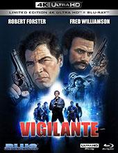 Vigilante Blu-Ray Cover