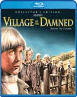 Village of the Damned Blu-Ray Cover