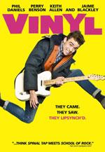 DVD Cover for Vinyl