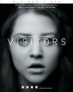 DVD Cover for Visitors