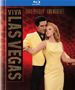 Viva Las Vegas 50th Anniversary Blu-Ray Cover