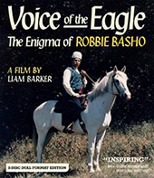 Robbie Basho - Voice of the Eagle: The Enigma of Robbie Basho DVD Cover
