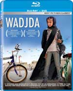Wadjda Blu-Ray Cover
