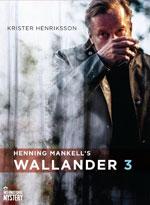 DVD Cover for Wallander Season 3