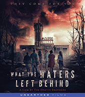What the Waters Left Behind Blu-Ray Cover
