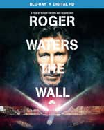 Roger Waters The Wall Blu-Ray Cover