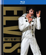 Elvis Presley: The Way It Is Blu-Ray Cover