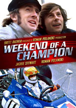 DVD Cover for Weekend of a Champion