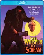 A Scream to a Whisper Blu-Ray Cover