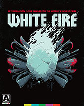 White Fire Blu-Ray Cover