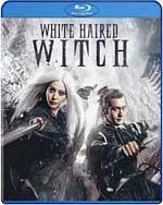 White Haired Witch Blu-Ray Cover