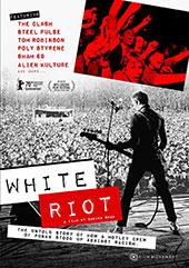 White Riot DVD Cover