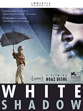 White Shadow Blu-Ray Cover