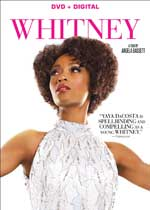 DVD Cover for Whitney