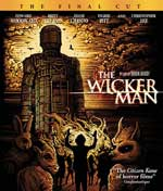 Blu-Ray Cover for The Wicker Man