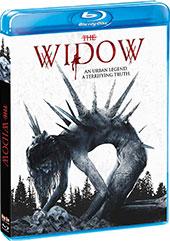 The Widow Blu-Ray Cover